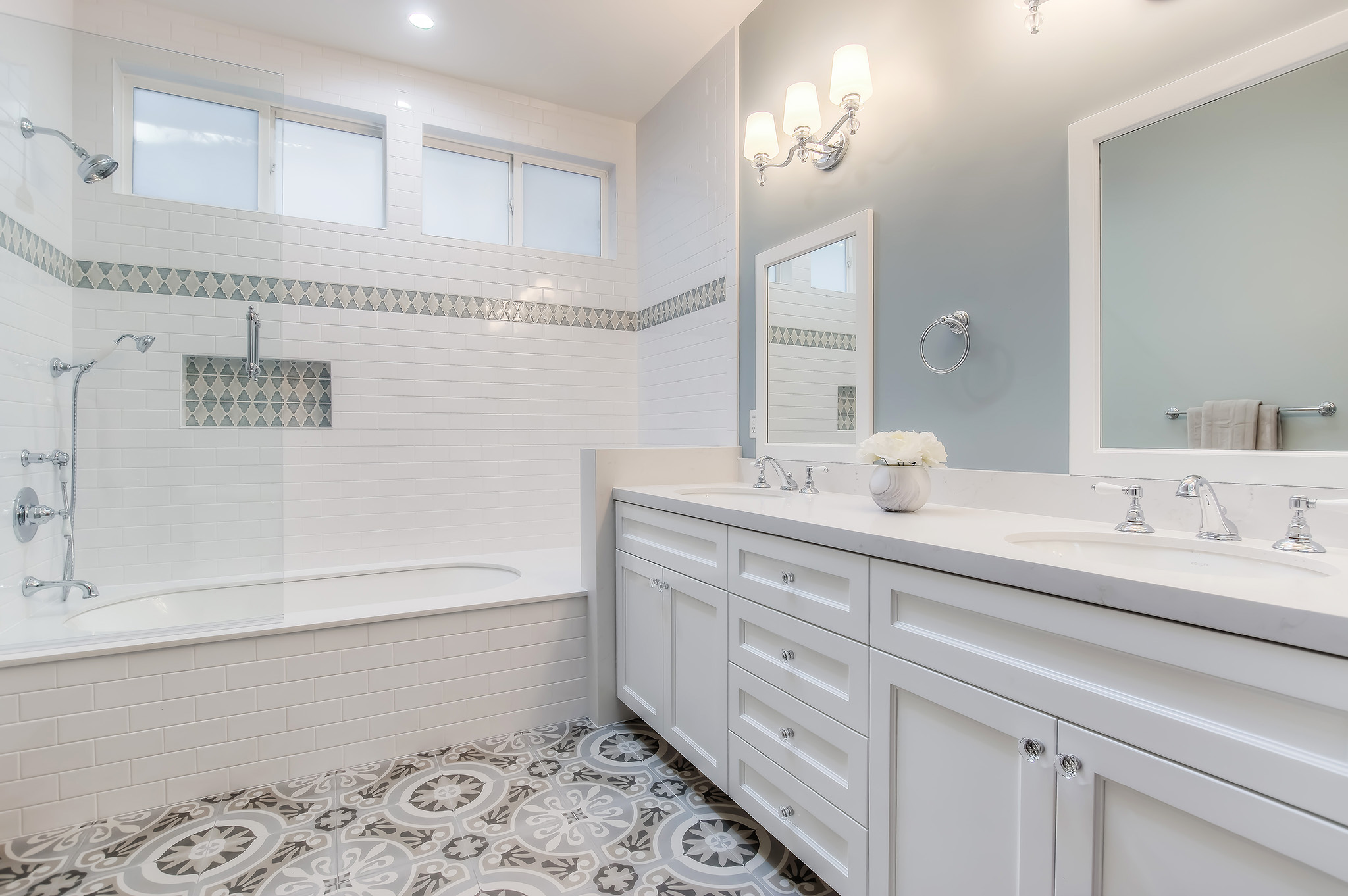 LOS ANGELES BATHROOM REMODEL | SPAZIO LA