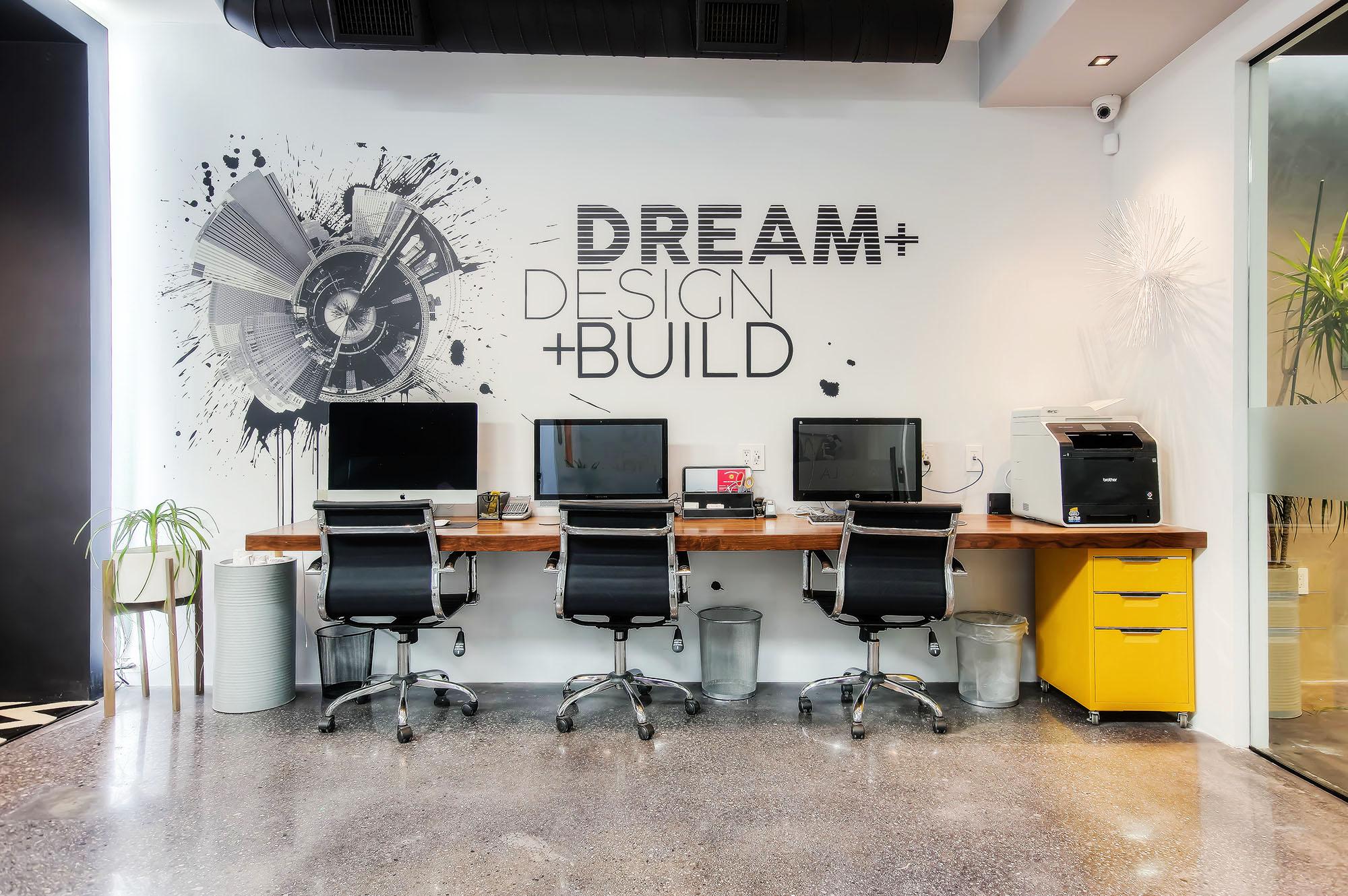 Spazio LA's new NoHo office