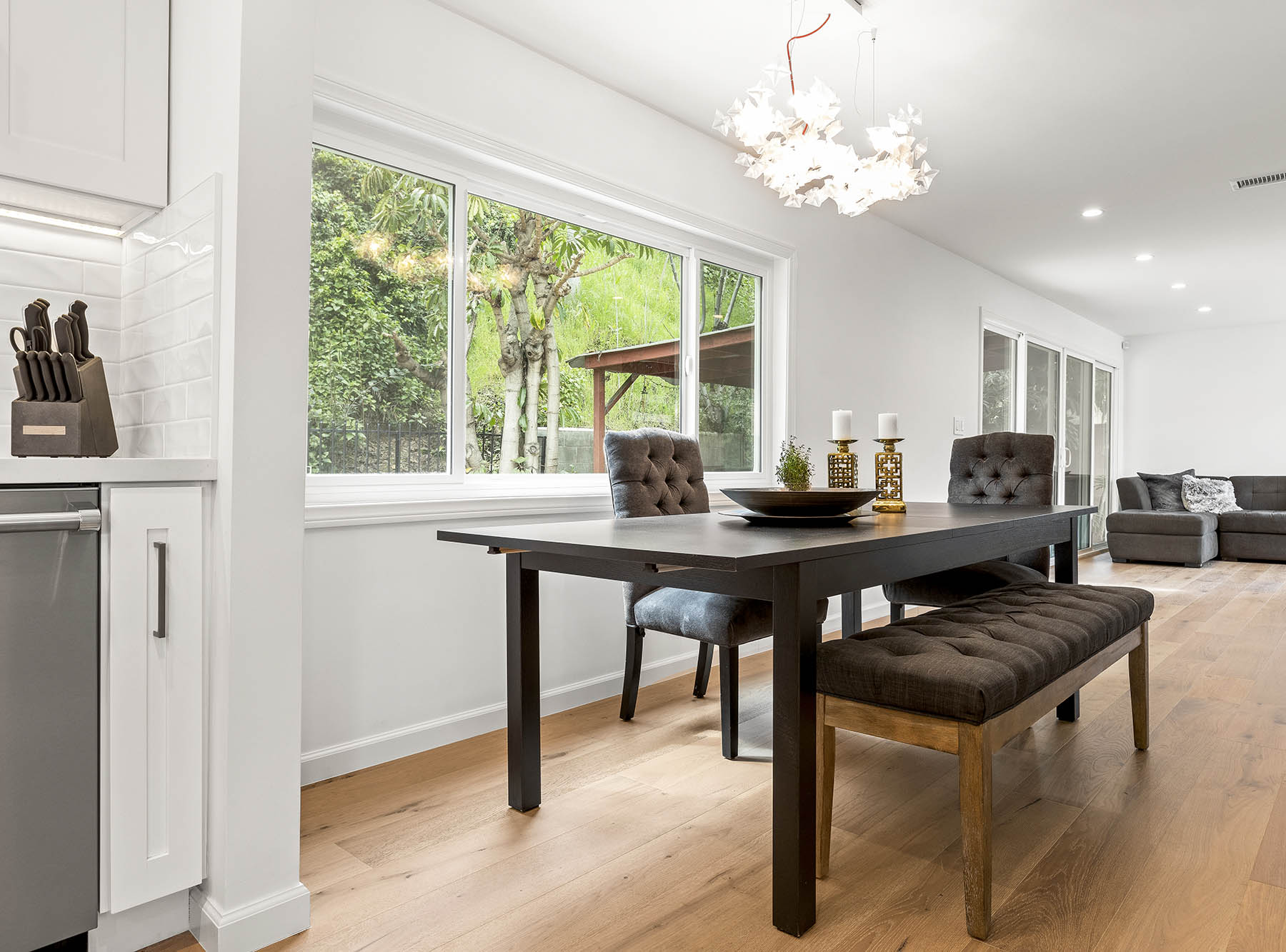 Dining Room/ Living Room