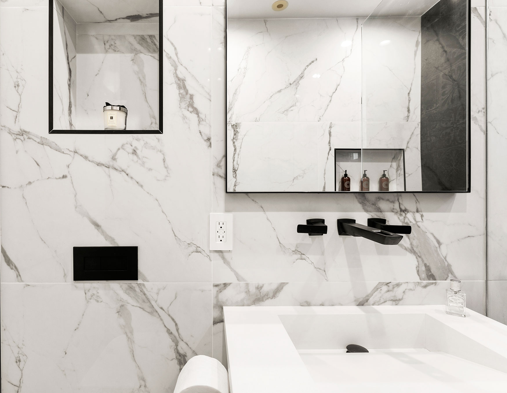 Bathroom Remodel in Beverly Hills
