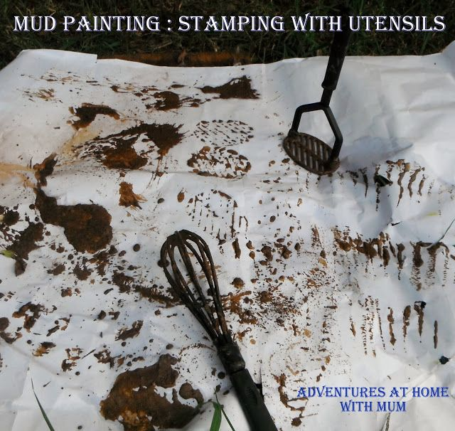 MUD STAMPS