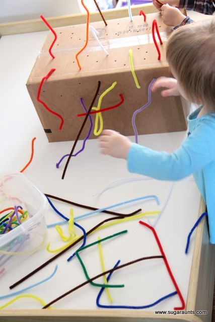 PIPECLEANERS BOX