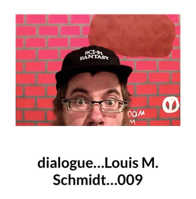 Go check out Gates of The West @gatesofthewest.art  They've just posted an excellent interview with Louis M Schmidt 🖤  #louismschmidt #TheLongWalk #GatesOfTheWest #Print