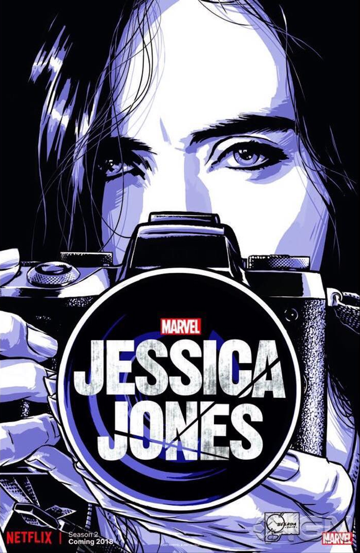 Jessica Jones Season 2<strong>Trailer</strong>