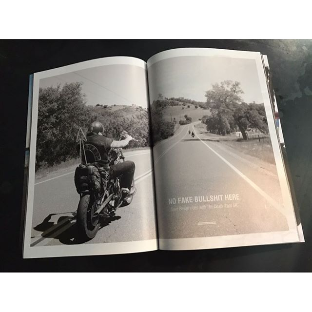 Honored, and stoked to be a part of issue 69 of Greasy Kulture. A UK based staple of chopper and custom motorcycles, it was a pleasure to open up our doors for Dave and let him snoop around and grab some photos for Guy. Thanks for the great article. See you guys on the road! #deathtrapsmc #greasykulturemagazine #greasykulture