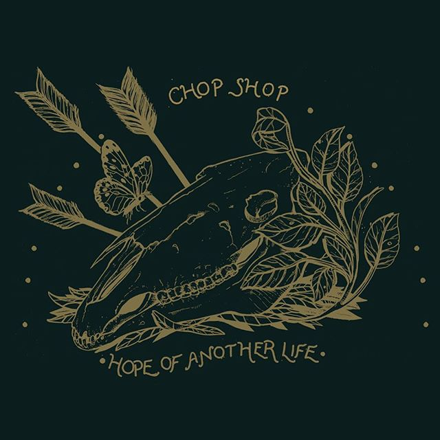 Hope of another life @chopshops