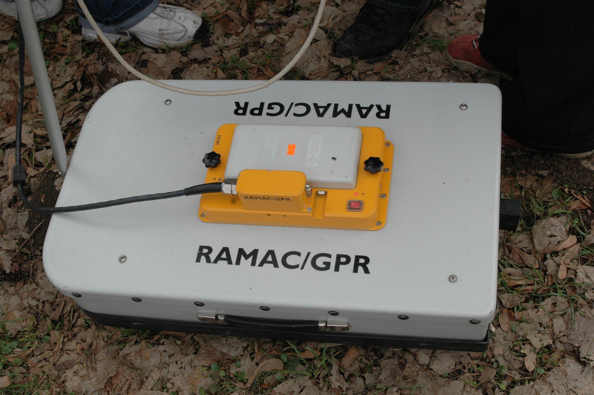 Ground-Penetrating Radar -