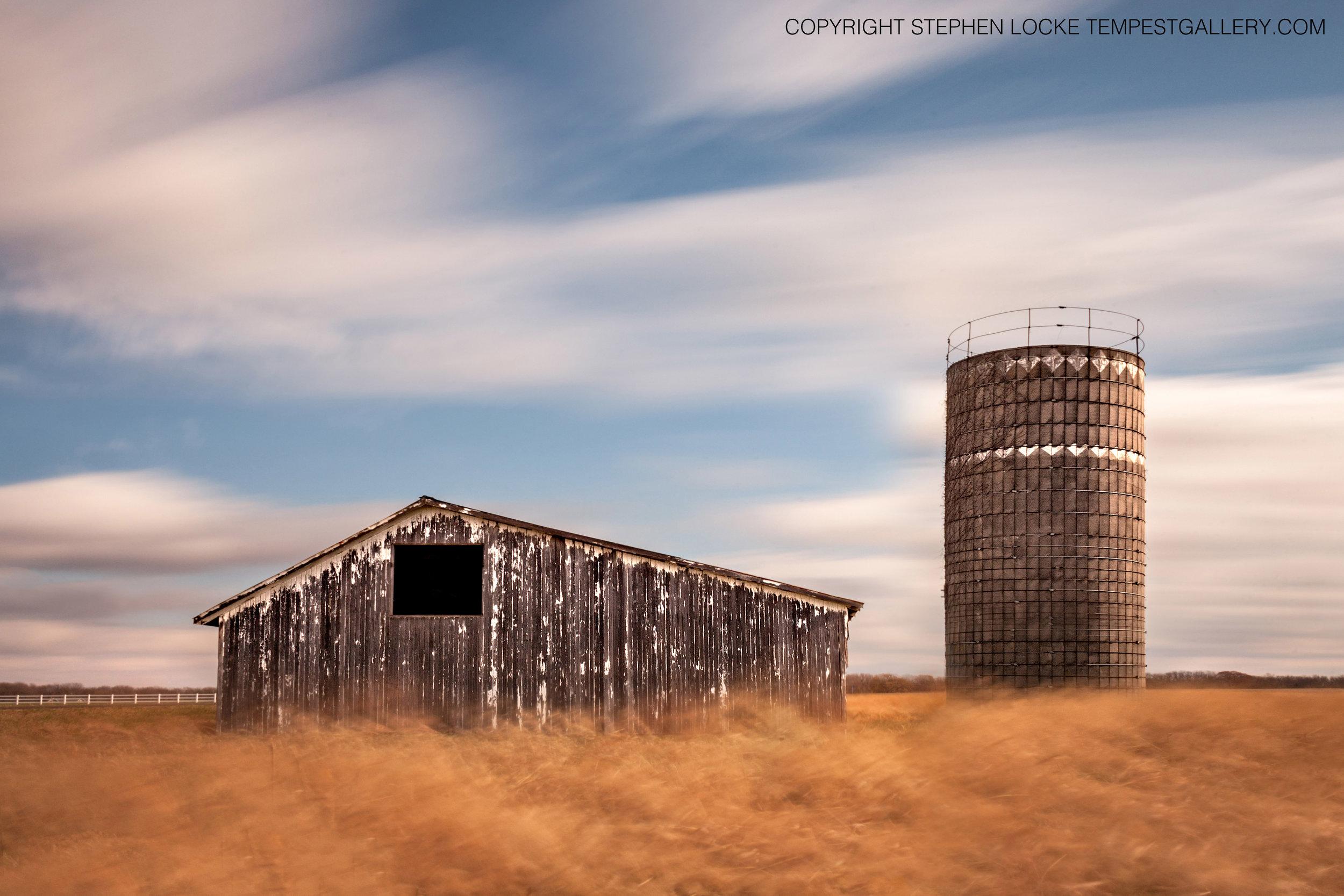 South Wind by Stephen Locke