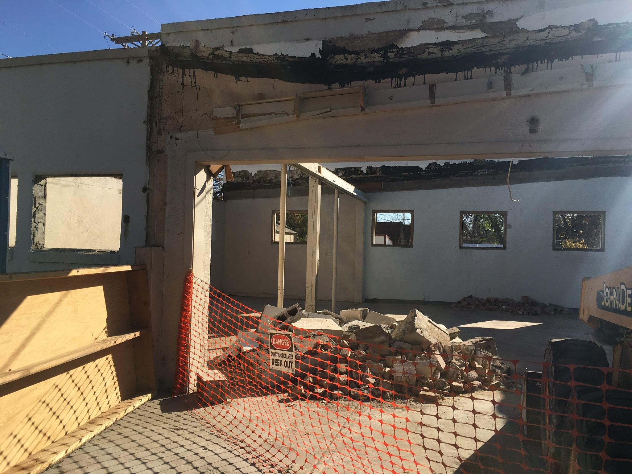 Alli Event Center, Brighton Co interior renovation - Kitchen