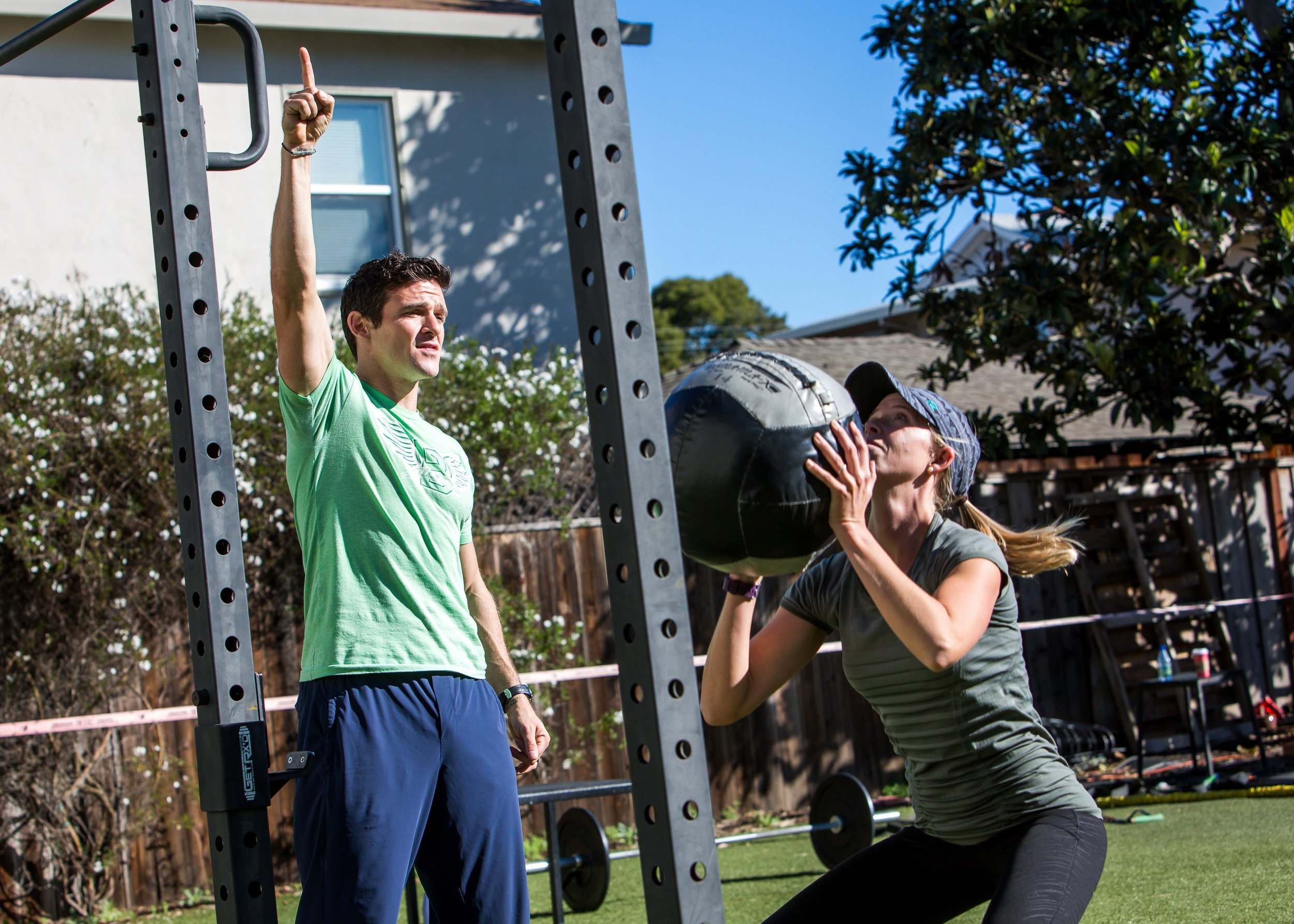 Bay Area Personal Training