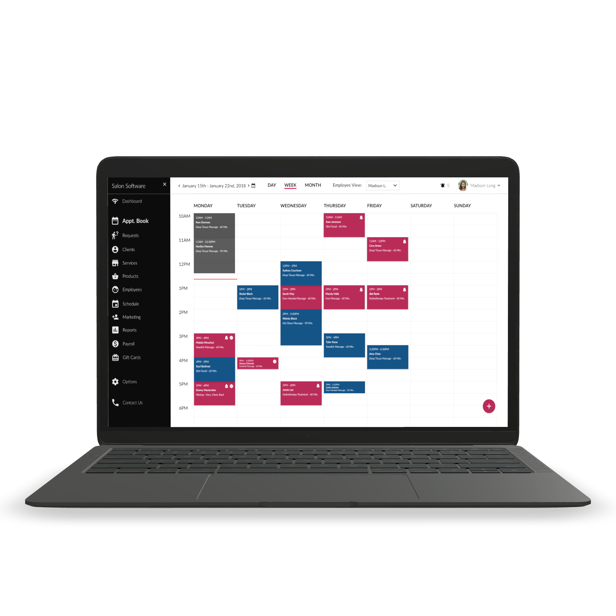 Salon Software Revitalized - DaySmart SoftwareLearn More