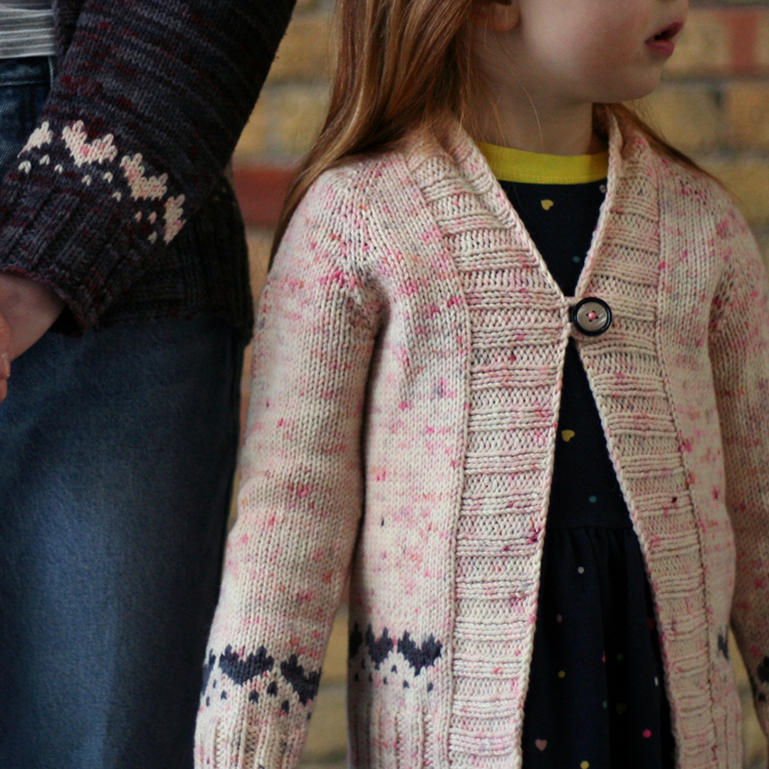 - hillier hearts cardigan