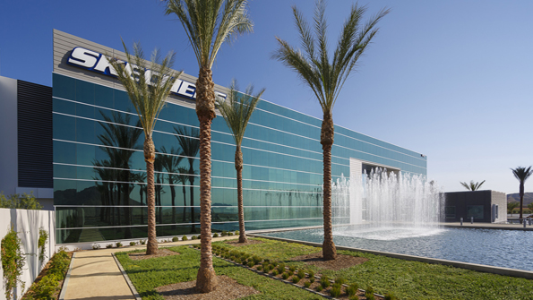 SKECHERS WORLD DISTRIBUTION CENTER