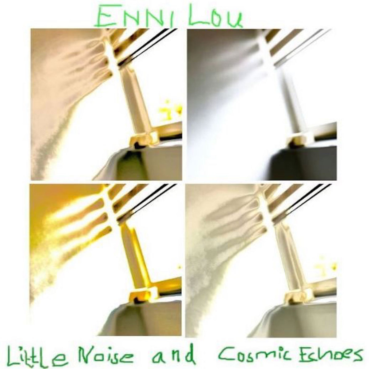 Enni Lou Little Noise and Cosmic Echoes