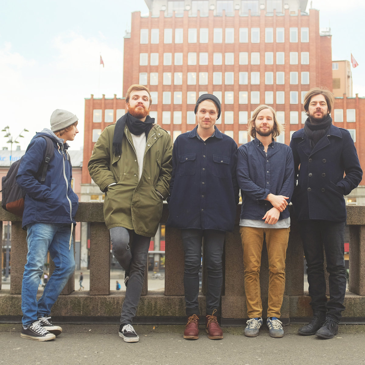 Dråpe: - An indie rock band from Oslo, Norway.