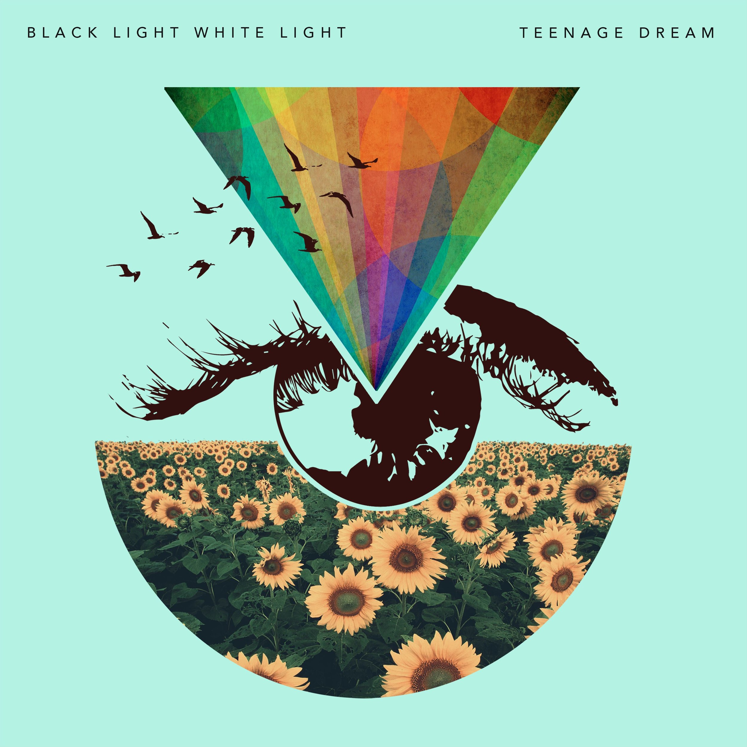Black Light White Light - Teenage Dream is on their new album, Horizons.