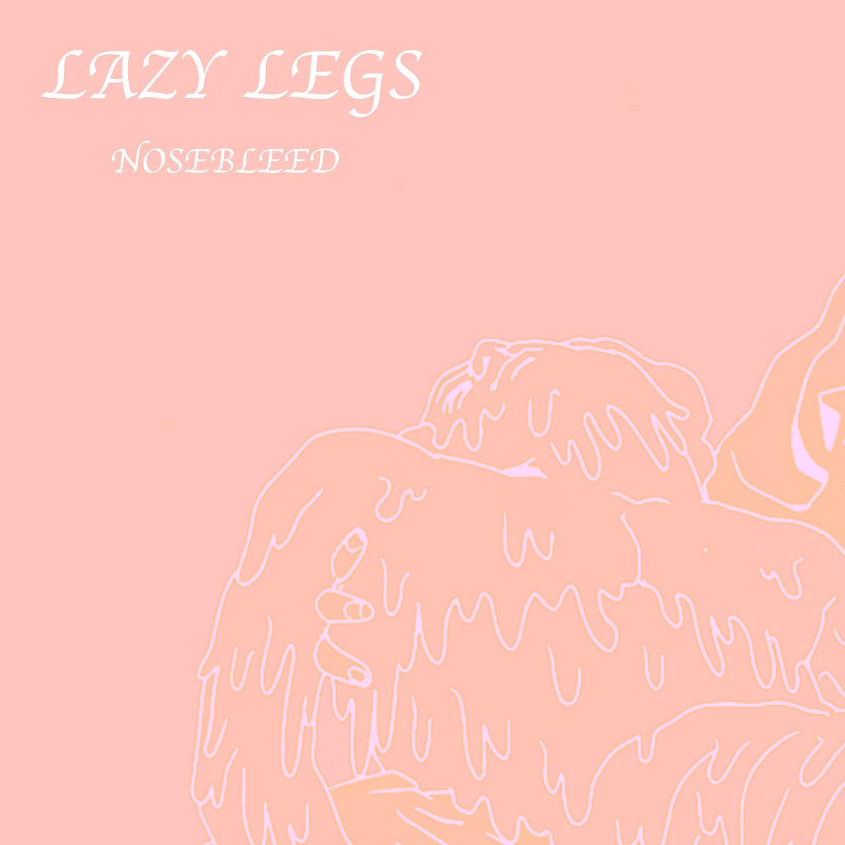 Lazy Legs - Portland-based gazey grunge duo.