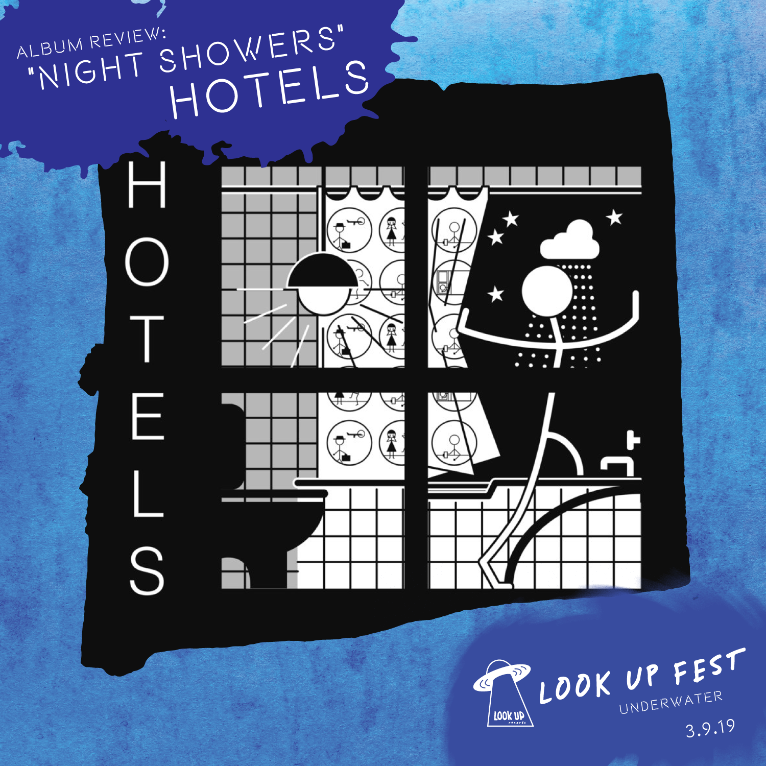 NIGHT SHOWERS HOTELS REVIEW