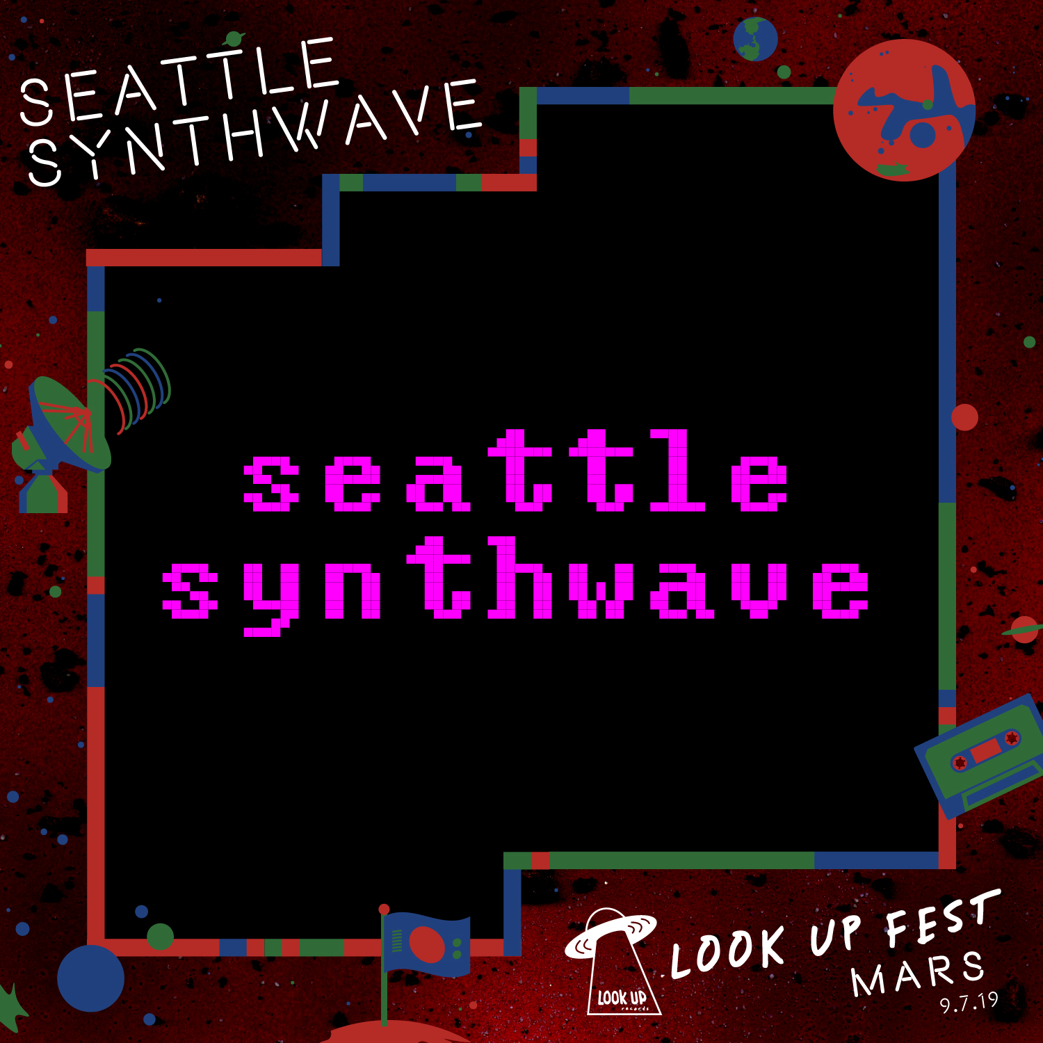 SEATTLE SYNTHWAVE - Seattle Synthwave is an electronic music resource for people in the Pacific Northwest (and beyond). We handle promotion, photography, and booking for synth acts. Seattle Synthwave is a non-profit project. Follow Seattle Synthwave to keep up to date on artists, new releases, concerts and news.