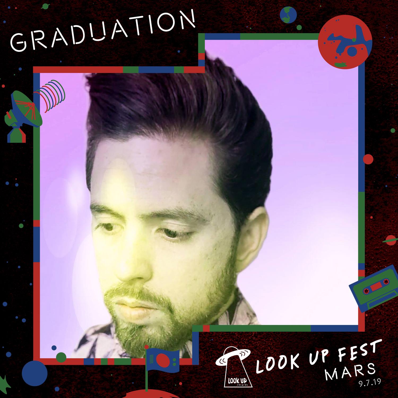 Graduation - Catch Graduation at Look Up Fest: Mars on 9/7!