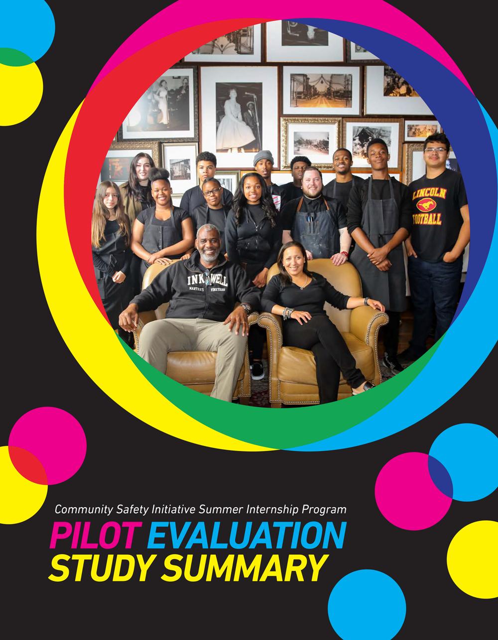 2017 CSI Summer Internship Program - Pilot Evaluation Study