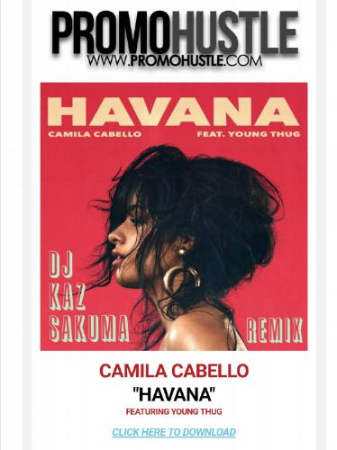 Havana - DJ Kaz Sakuma Remix