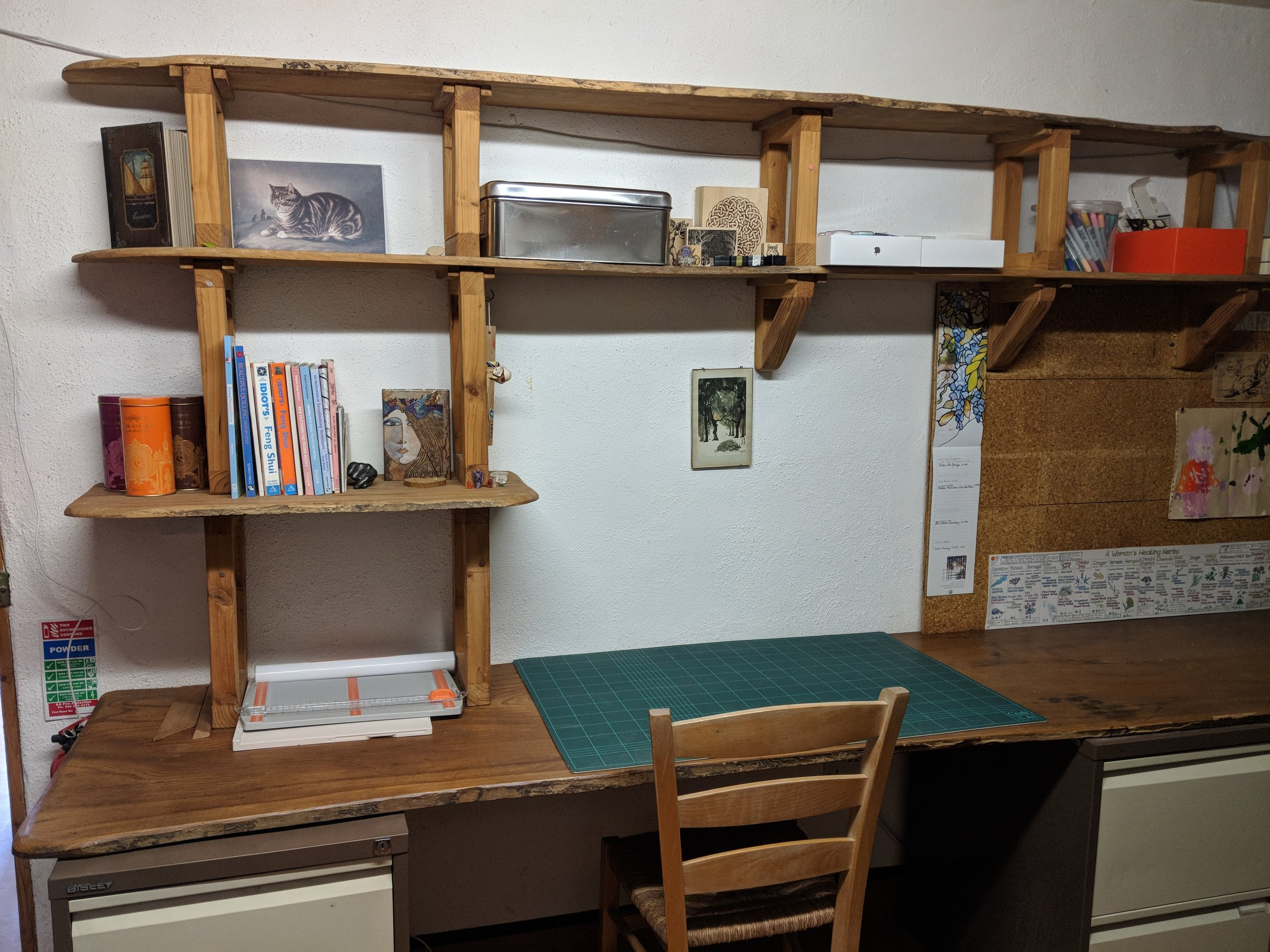After: Crafts Section