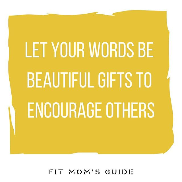 """""""If you're still thinking poorly of yourself your still self centered...⠀ •••⠀ And never let ugly or hateful words come from your mouth, but instead let your words become beautiful gifts that encourage others; do this by speaking words of grace to help them.""""⠀ Ephesians 4:29 TPT⠀ •••⠀ I think I'm just going to leave this one right here... drop an emoji of how you want your words to impact others! 👇🏼🖤 #fitsterhood"""