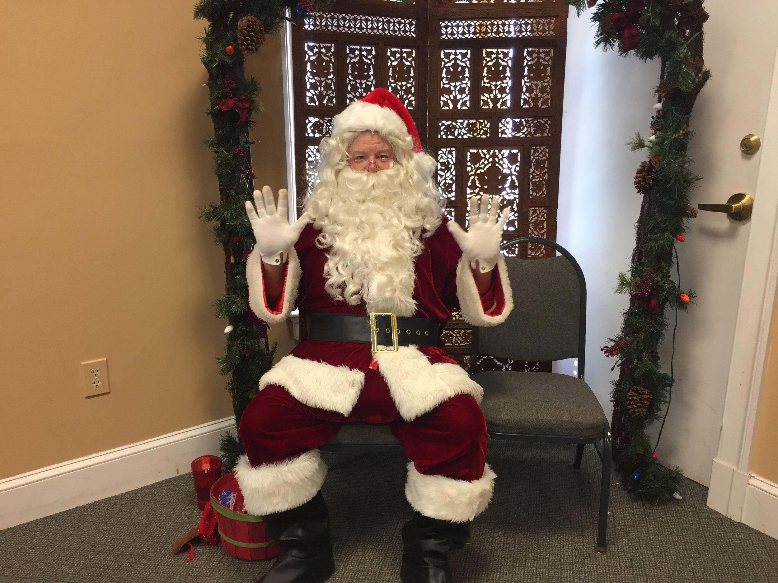 Santa!!!
