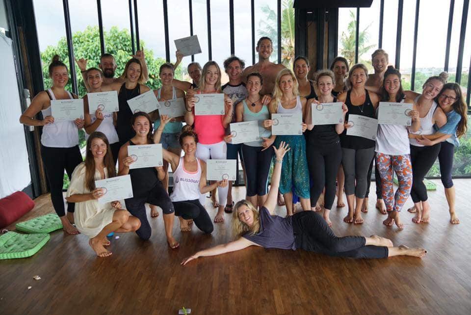 New Yoga Teachers!