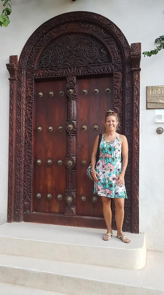 One of the famous doors