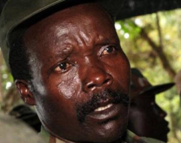 The infamous Joseph Kony