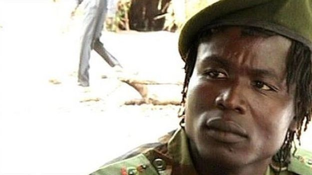 Dominic Ongwen, then and now
