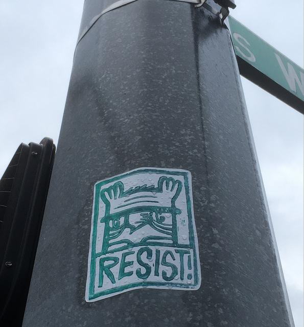 Copy of Resist!