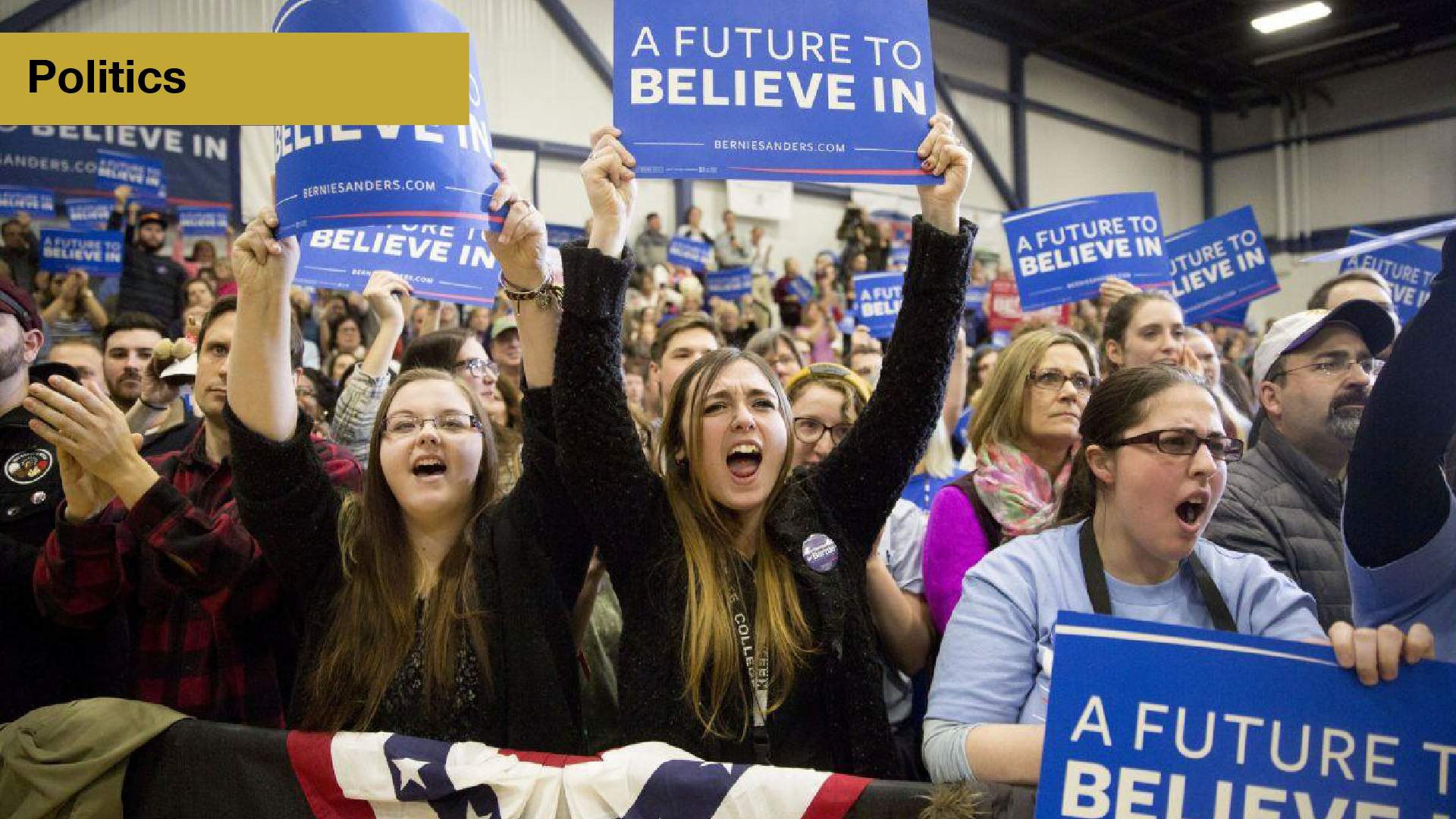 Note to Young Progressives - You can't always get what you want—but there's a surefire way to get nothing