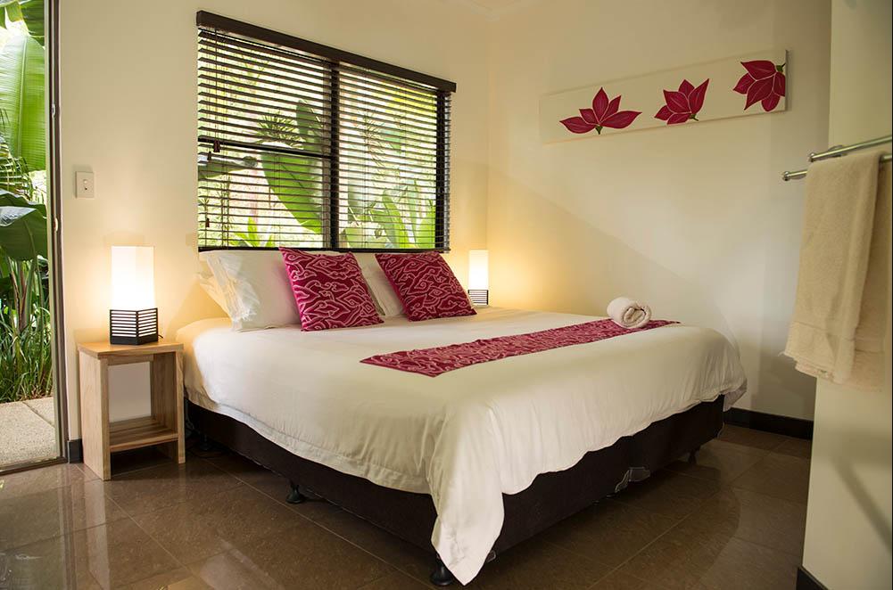 Gymea Eco Retreat – Queen Room