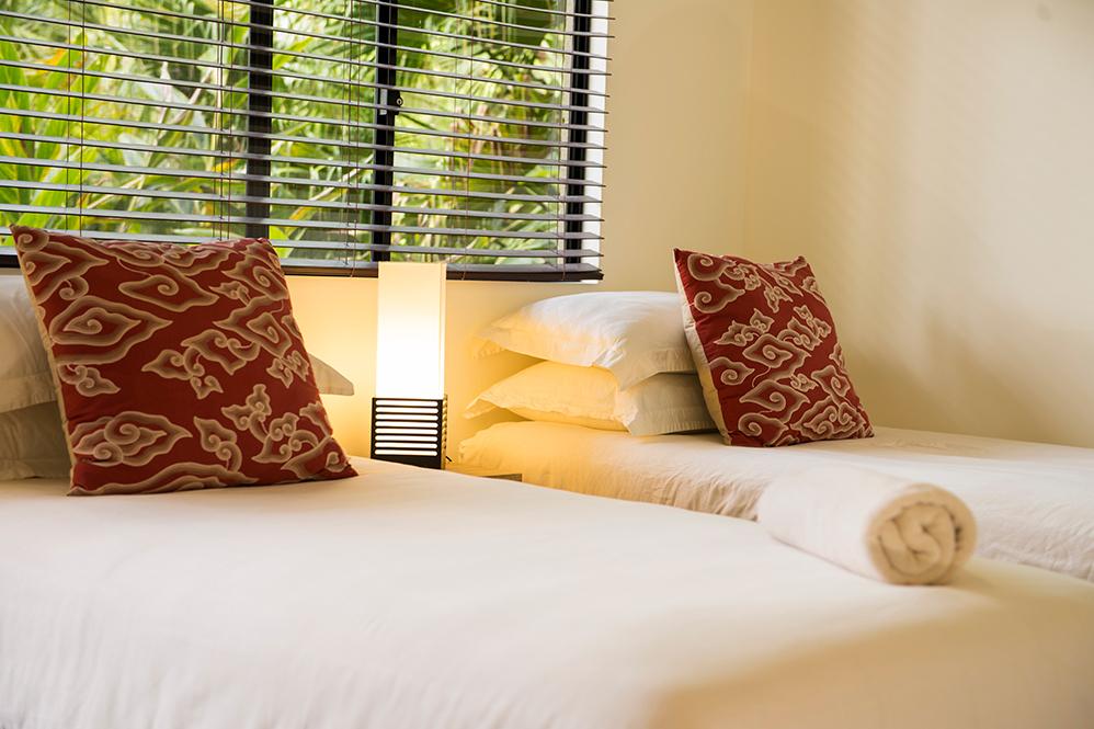 Gymea Eco Retreat – Twin Accommodation