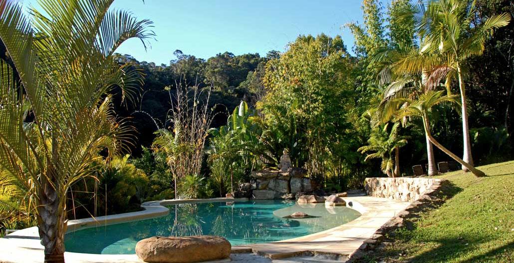 Gymea Eco Retreat Pool