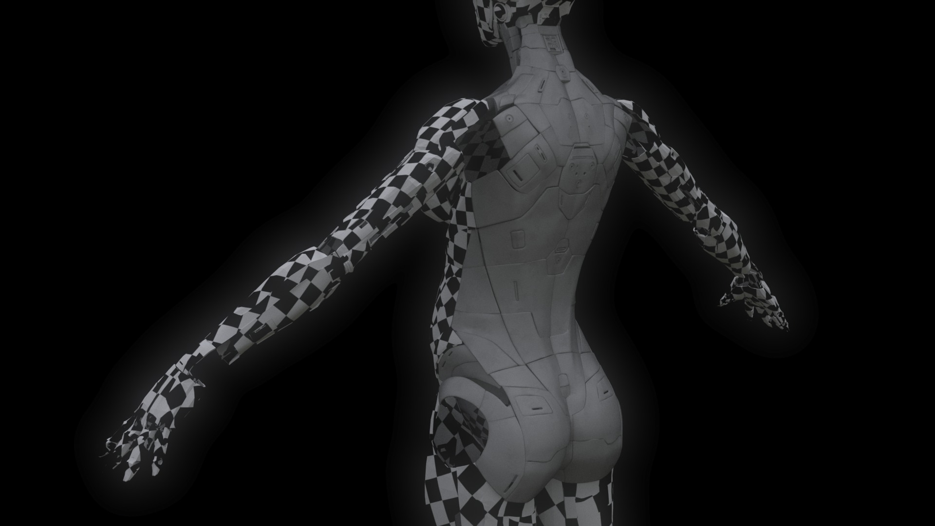 Base Layer Added. Rendered V-Ray 3DS Max