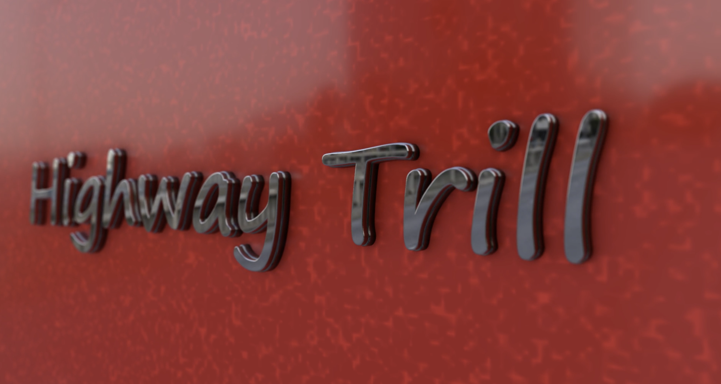Highway Trill Logo - After Effects
