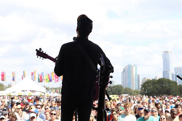 Ruston Kelly / Austin City Limits / Photos for @nprmusic