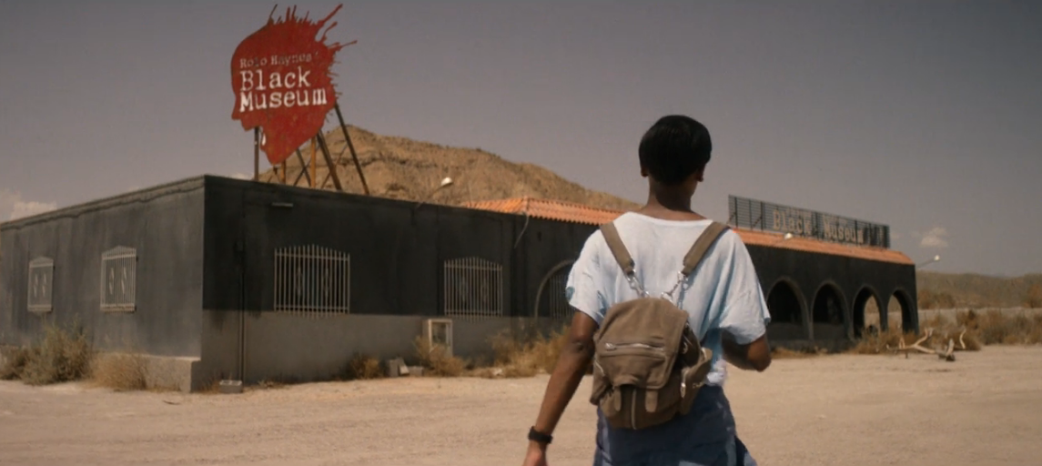 This episode sneaks in a bit of #BlackLivesMatter commentary, too