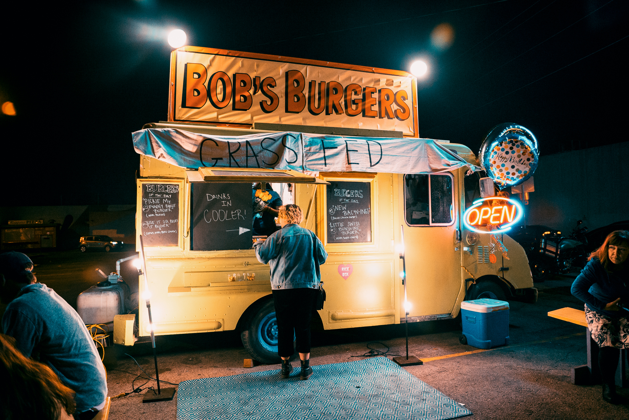 Bob's Burgers Official Food Truck