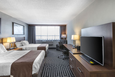 Hotel 2 Double Guestroom