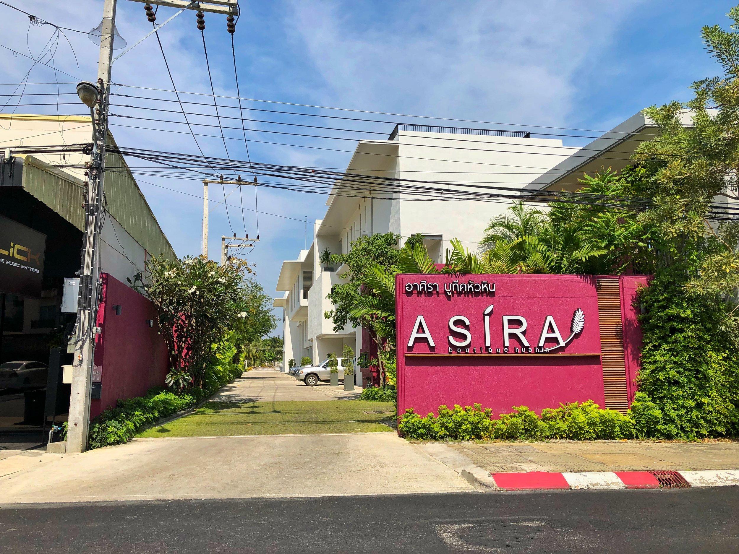 asira boutique hotel