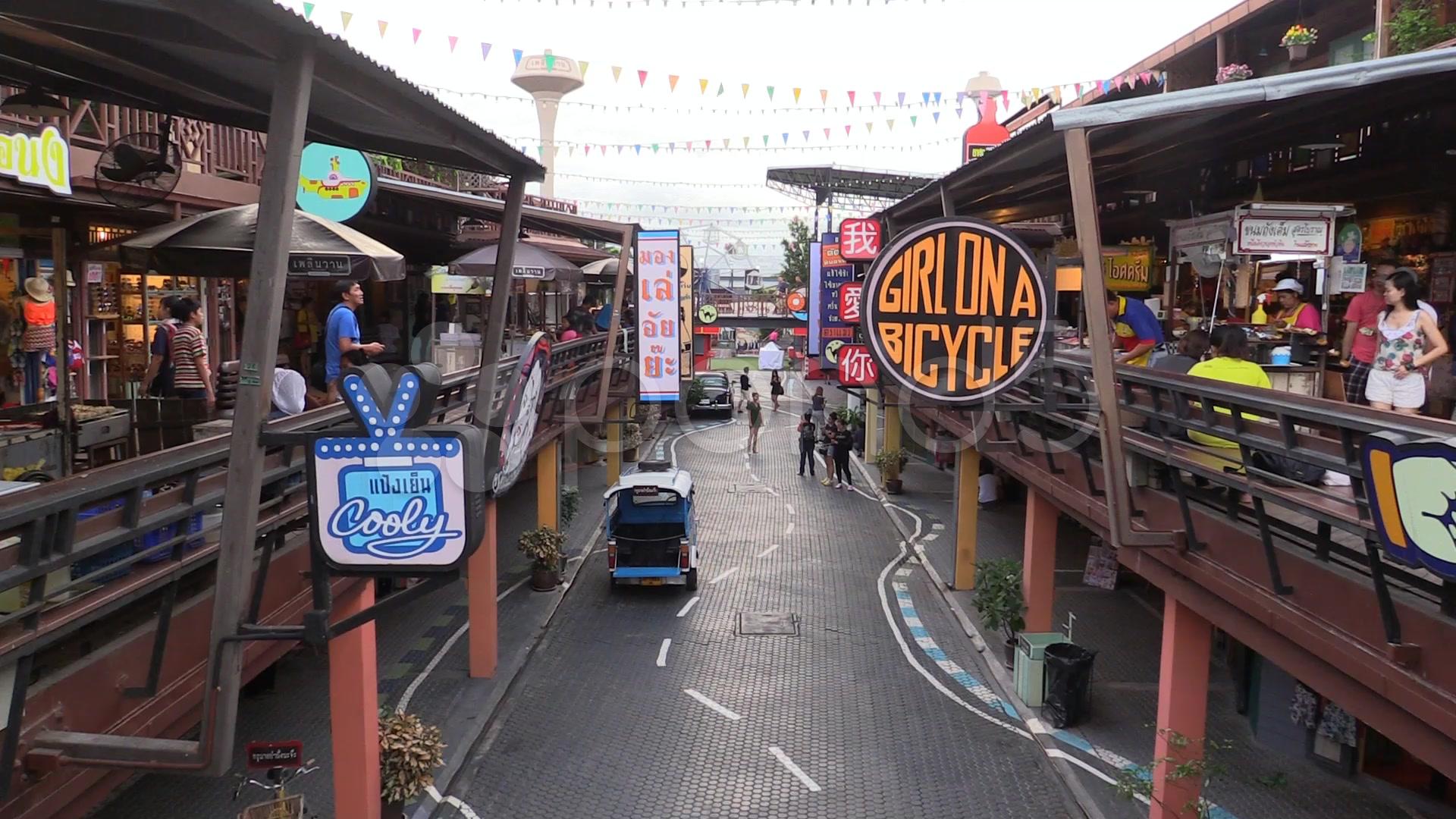 Image source:https://www.pond5.com/stock-footage/34809553/plearn-wan-vintage-village-hua-hin-thailand.html