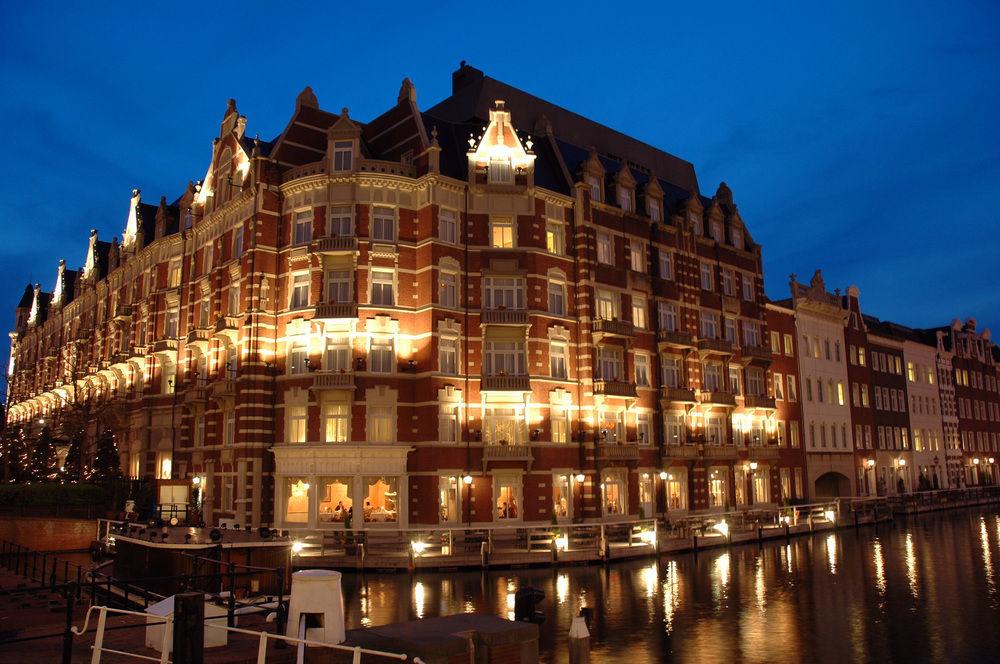 Hotel Europe Image source: Qantas