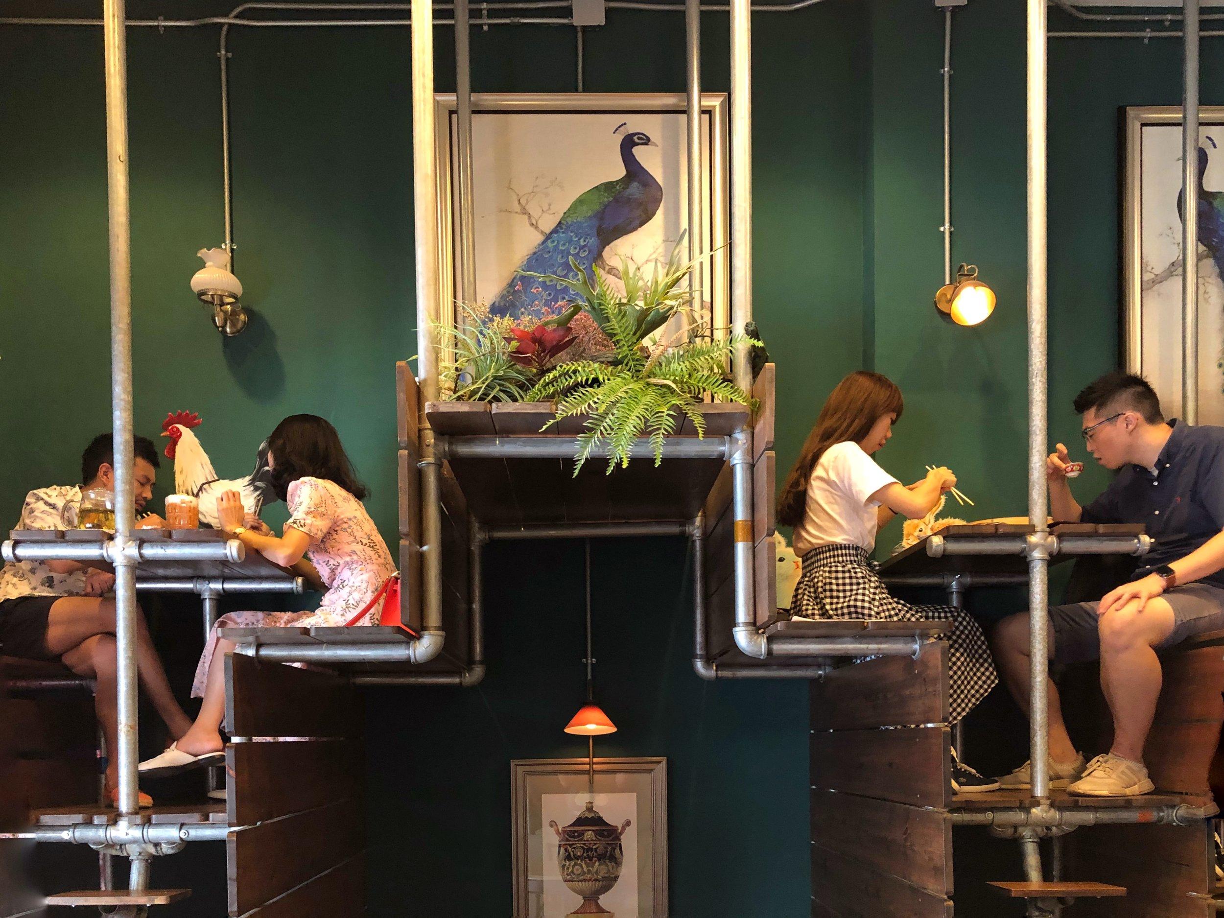 lhong tou cafe bangkok