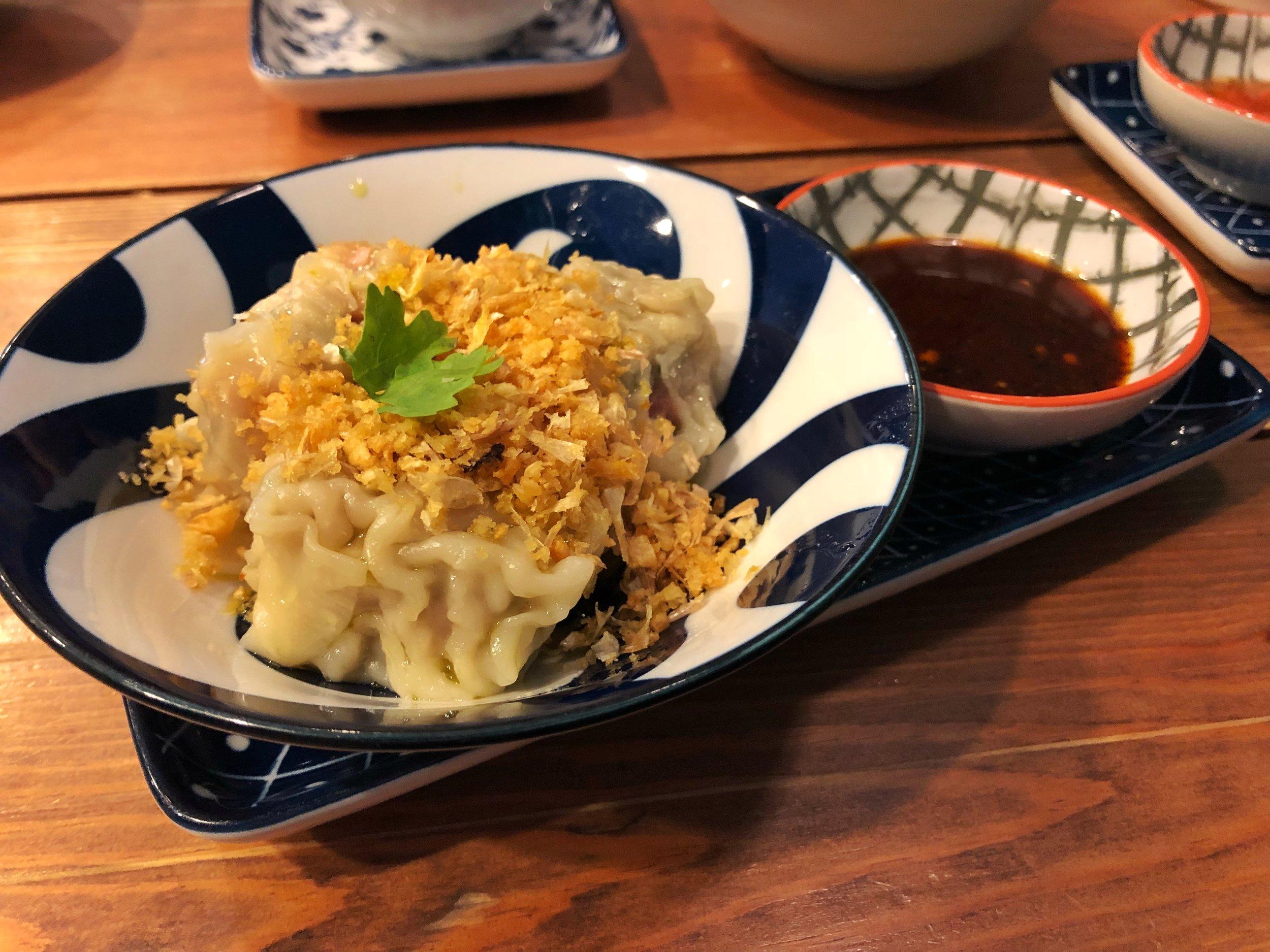 lhong tou cafe yaowarat bangkok shu mai
