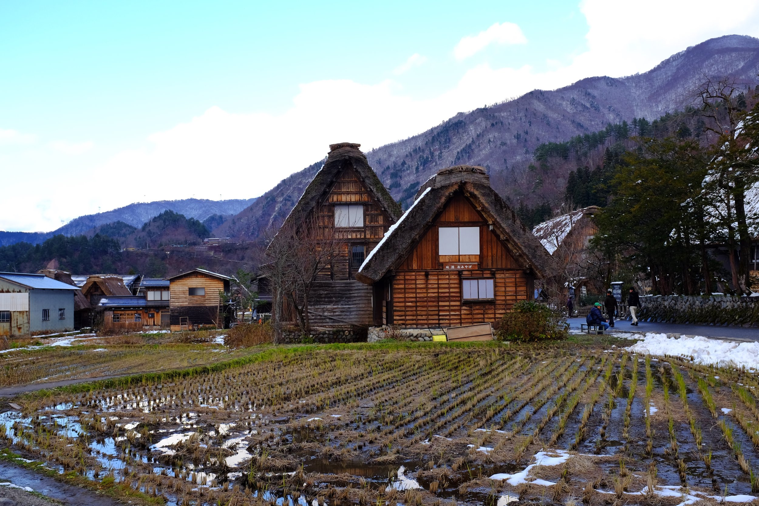 shirakawago japan